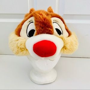 🌰 Disney Chip and Dale Hat with Teeth